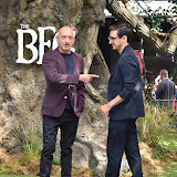 OIC - ENTSIMAGES.COM - Sir  Ben Kingsley and  Ferdinand Kingsley at the UK premiere of THE BFG  in London  17th July 2016 Photo Mobis Photos/OIC 0203 174 1069