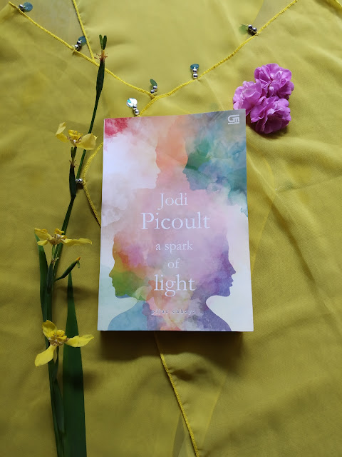 Review Novel A Spark of Light