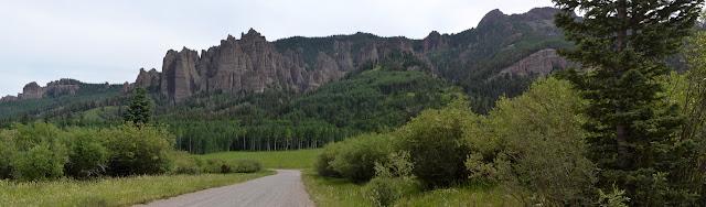 East Fork rocks