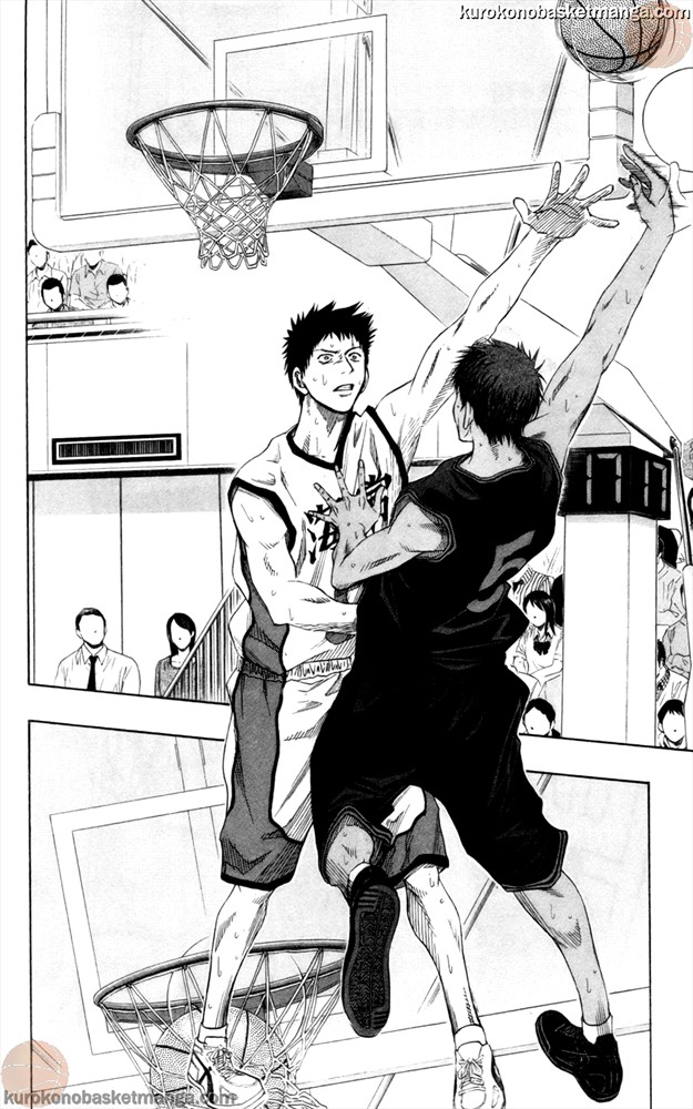 Kuroko no Basket Manga Chapter 66 - Image 13