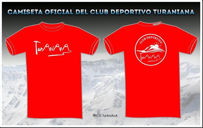 Camiseta oficial Turaniana 2.0