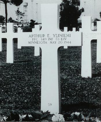 Arthurs Gravesite