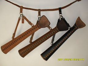 Limited series: Small Puzdra Quivers - Category II