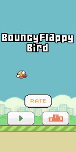Download Bouncy Flappy Bird For PC Windows and Mac apk screenshot 1