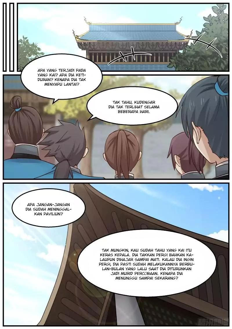 Baca Komik Martial Peak Chapter 22 Bahasa Indonesia Komik Mama