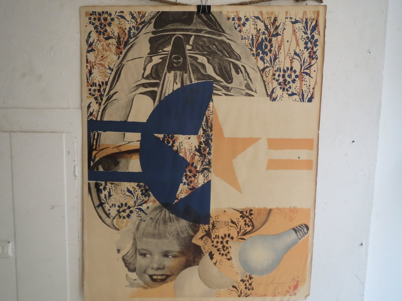 James Rosenquist Signed Lithograph