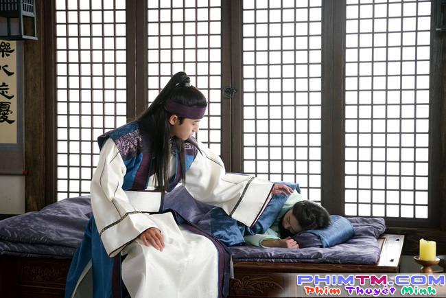Hwarang: Vừa nói yêu Go Ara, Park Seo Joon lĩnh ngay một mũi tên chí mạng - Ảnh 5.