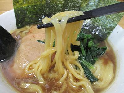 家系総本山・吉村家の醤油ラーメン