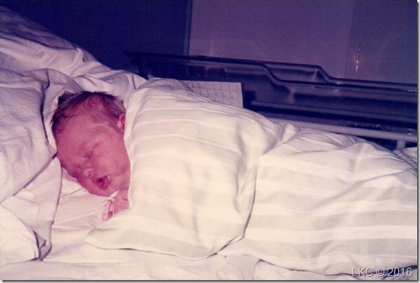 Trine nyfødt