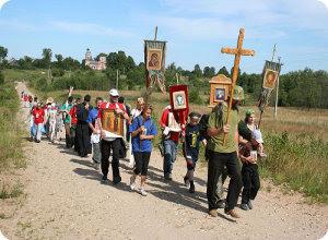 Крестный ход по берегам реки Тьмы начнется 18 июля