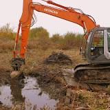 Herstel rabatten natuurgebied 'Land van Oppem' in Meise - 15 november 2012