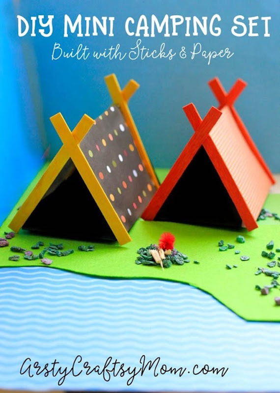 DIY-Mini-Campsite-Craft-with-Sticks-Paper-10
