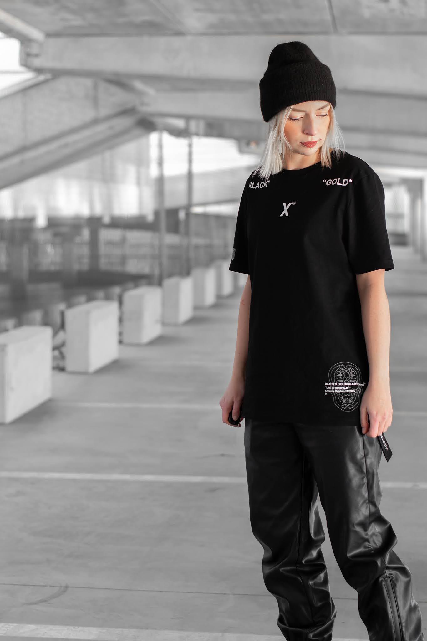 Black & gold, official, utility collection, street style, belgium, ik koop belgisch, belgian brand, streetwear, 2021