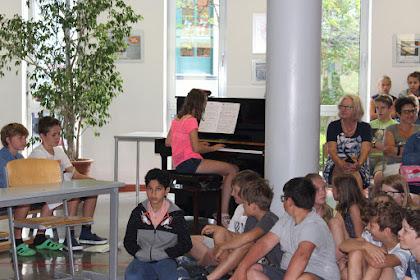 Schulprojekte NMS-Lofer: Sagen-CD Präsentation Juni 2016_17