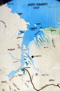Wyndham Map