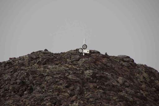 Instrument de surveillance volcanologique.