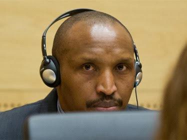 Bosco Ntaganda lors de la première audience de confirmation des charges à la CPI le 10 février 2014 © ICC-CPI