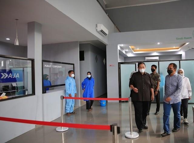 Wali Kota Makassar Turunkan Harga PCR, Permudah Tracing dan Mobilitas Masyarakat