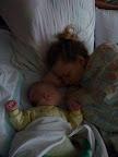 Вот так мы спим. Два месяца, 18 дней