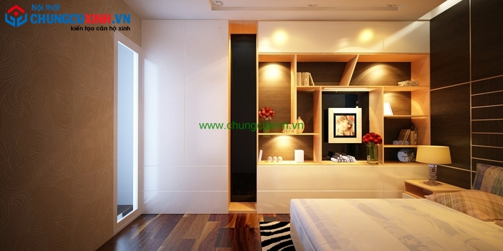 Thiết kế căn hộ chung cư diện tích 59m2 tuyệt đẹp tại Thụy điển phong cách hiện đại