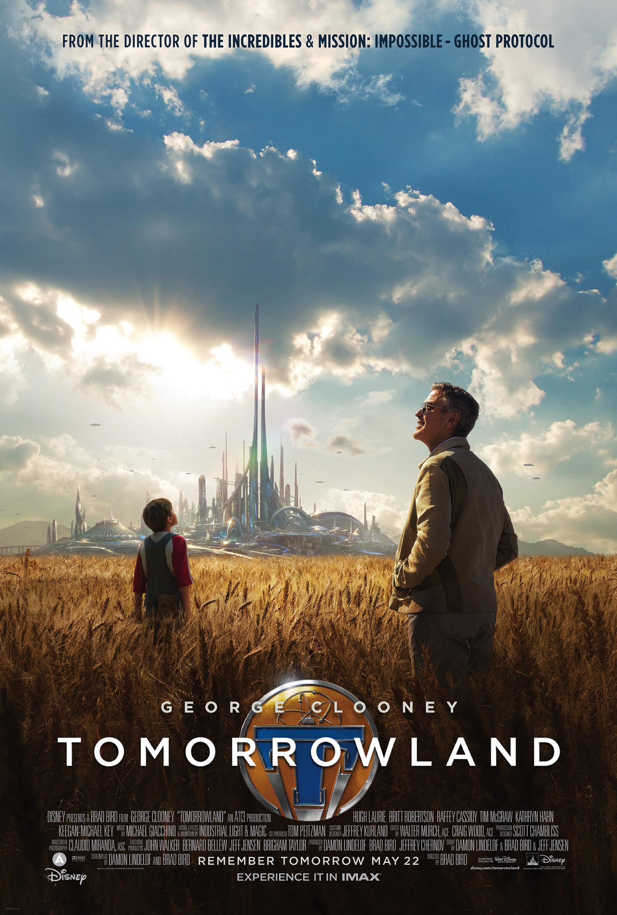 Thế Giới Bí Ẩn - Tomorrowland (2015)