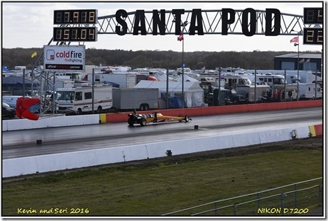 Santa Pod - Festival of Power - March