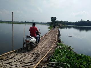 बिहार/कटिहार:1987 की बाढ़ में पुल धाराशायी हो गया था, तब से अबतक नहीं बन पाई पुल