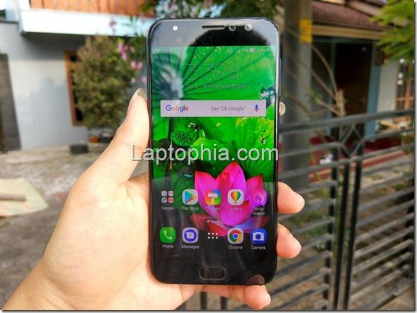 Impresi Awal Asus Zenfone 4 Selfie Pro ZD552KL