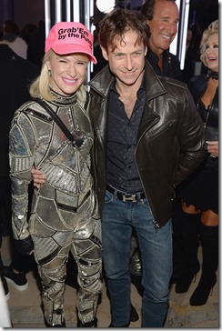 NEW YORK, NY - FEBRUARY 13:  Julie Macklowe and Billy Macklowe attend the Philipp Plein Fall/Winter 2017/2018 Women's And Men's Fashion Show at The New York Public Library on February 13, 2017 in New York City.  (Photo by Andrew Toth/Getty Images for Philip Plein)