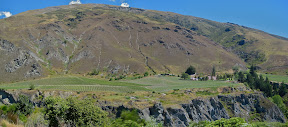 Chard Farm winery panorama