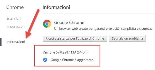 versione-chrome-64bit