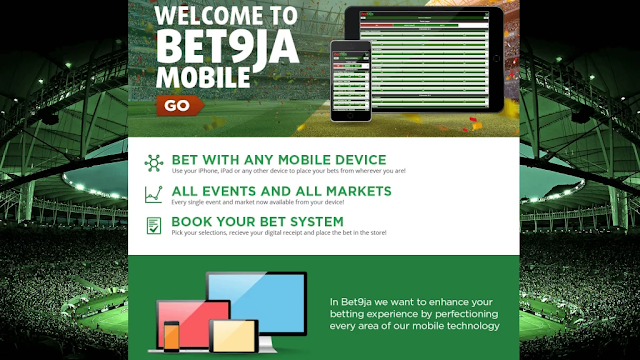 Bet9ja Mobile - App Download, Shop, Booking and More | Mobile App