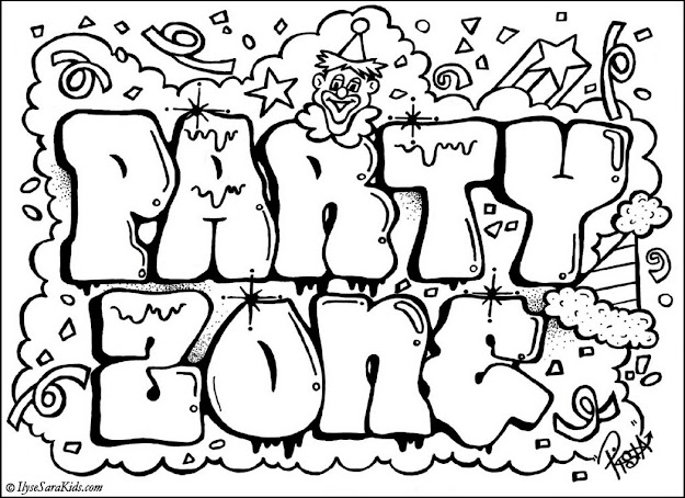 Coolgraffiticoloringpagesimagesearchresults  Coloring Pages  For Free