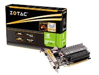 ZOTAC GeForce GT 730 4GB DDR3 ZONE Edition Graphics Card