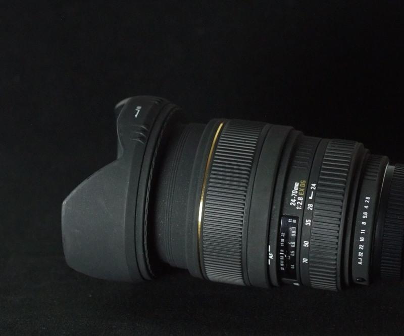 Sigma 24-70/2.8 EX DG MACRO pro PENTAX