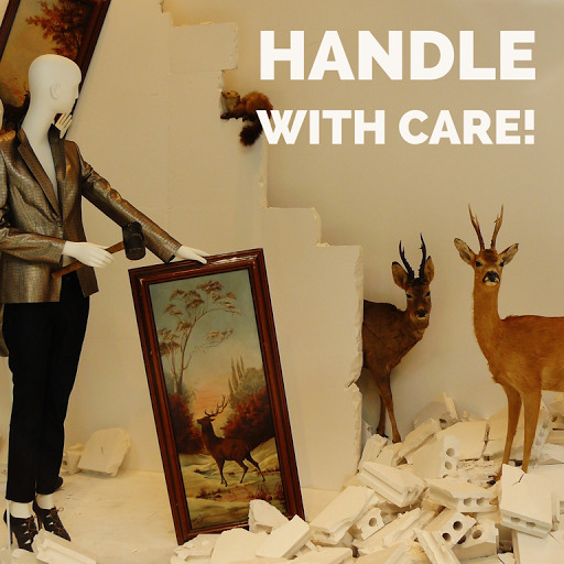 handle with care Protecting Your Art Investment