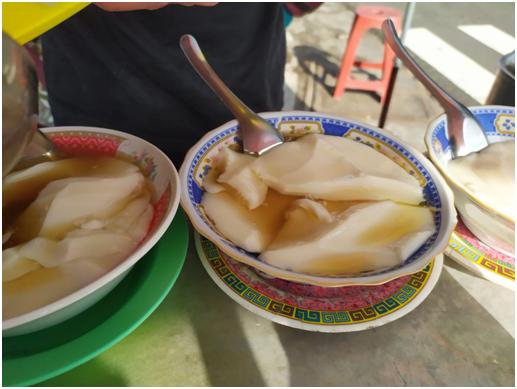 WedangTahu Pasar Kranggan, Jajanan Jadul yang Bikin Kangen