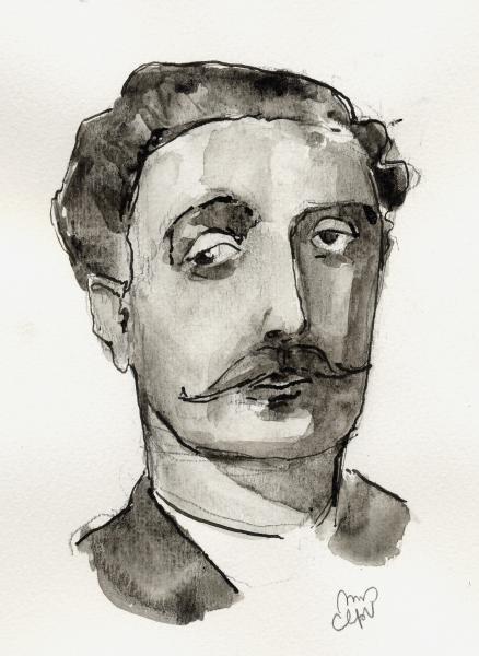 Guy De Maupassant Writer, Guy De Maupassant