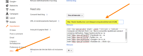 reindirizzamento-feed-feedburner
