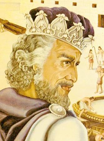 King Solomon, King Solomon