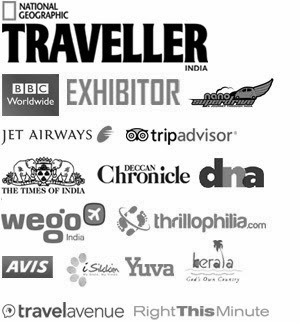 Featured by top international and domestic travel and media brands