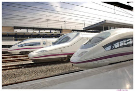 40 nuevos trenes hasta 2018 para reforzar la red ferroviaria española