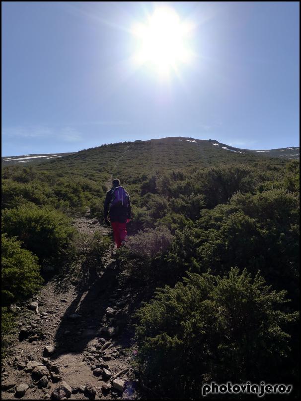 Ruta circular a Peña Cebollera