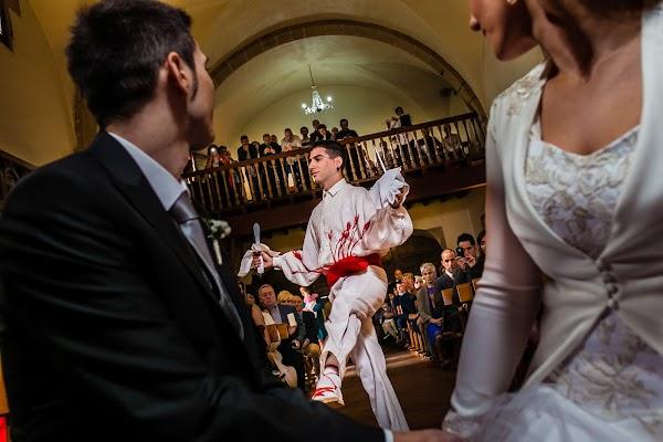 Fotógrafo de bodas Xabi Arrillaga (xabiarrillaga). Foto del 10.10.2016