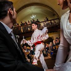 Wedding photographer Xabi Arrillaga (xabiarrillaga). Photo of 10.10.2016