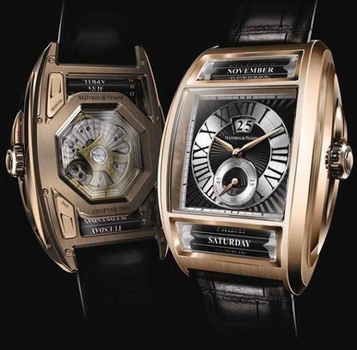 Thu mua đồng hồ Maitres du Temps