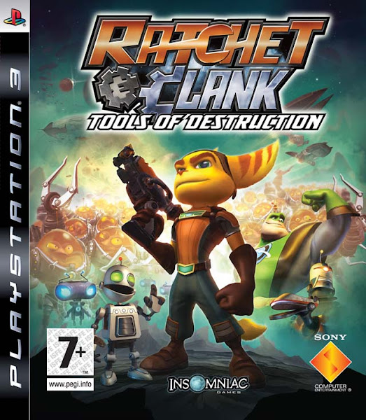 Ratchet & Clank -  Xem phim Đặc Vụ Gà Mờ