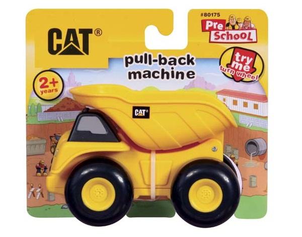 Xe ben dạng bánh đà CAT 80175D