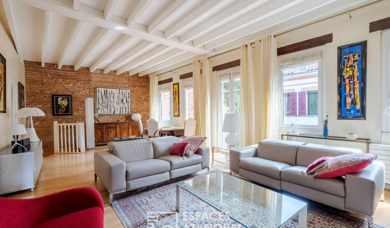 Maison avec piscine et terrasse Toulouse