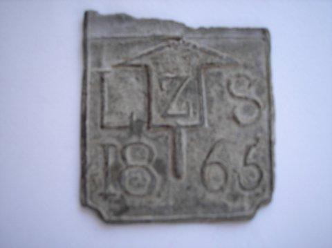 Naam: LZSPlaats: DriebergenJaartal: 1865Boek: Steijn blz 23